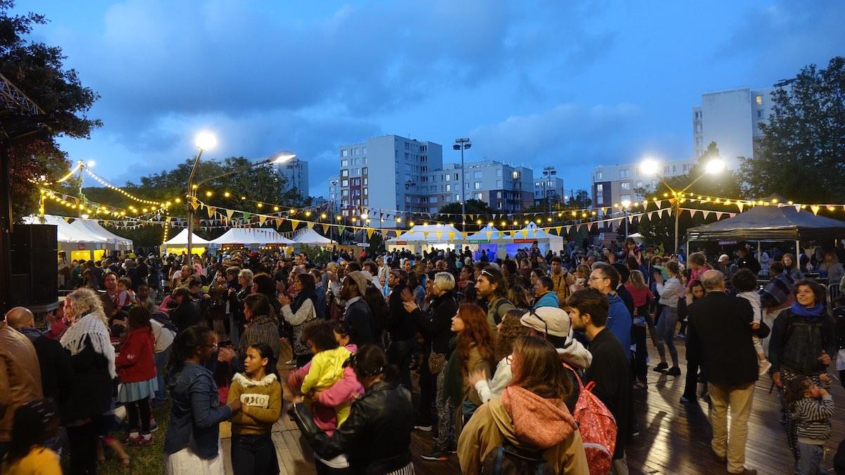 Photo spectacle fête de la Saint-Jean 2019