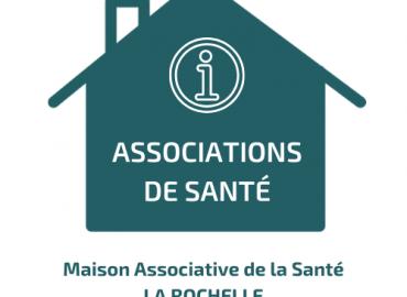 Logo Maison associative de la Santé